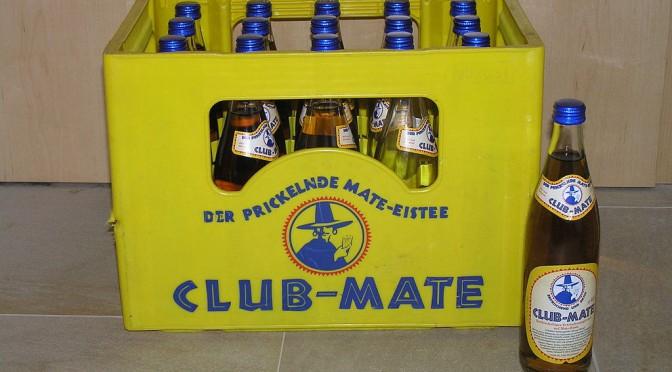 Club Mate ist kein Bier